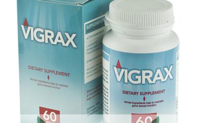 Vigrax – tabletki na erekcję