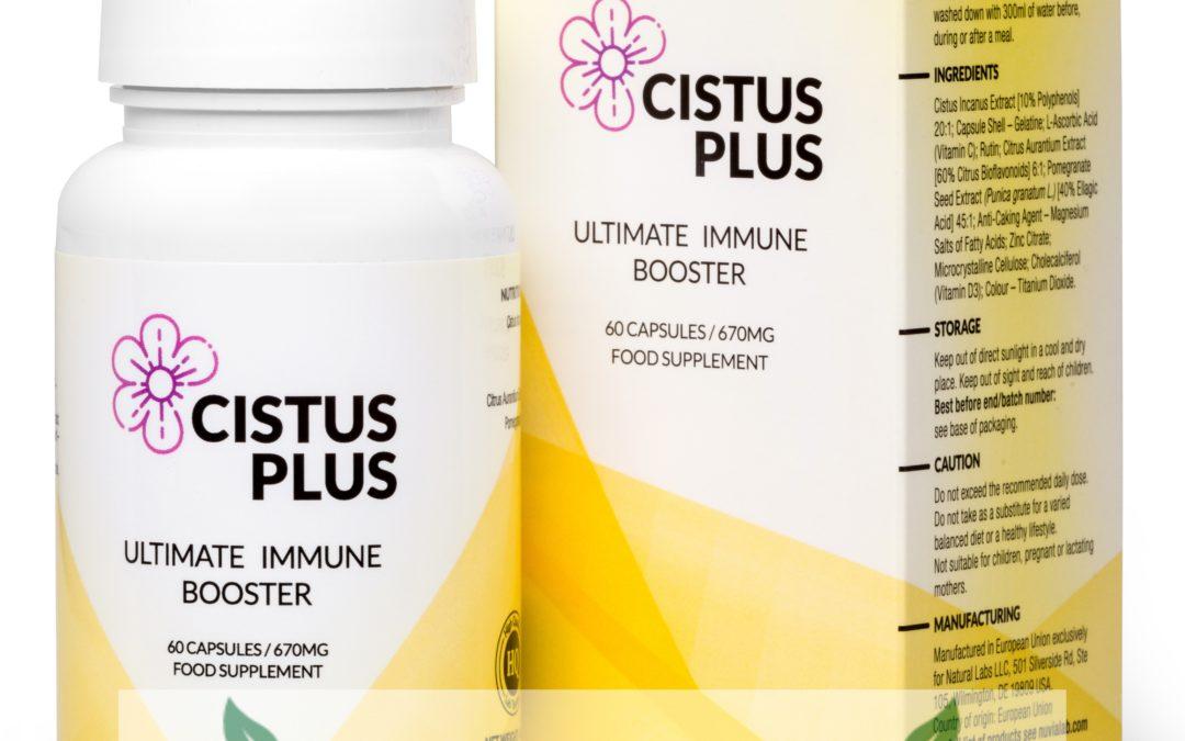 Cistus Plus – tabletki na oczyszczanie organizmu