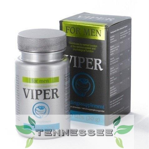 Viper – tabletki na potencję