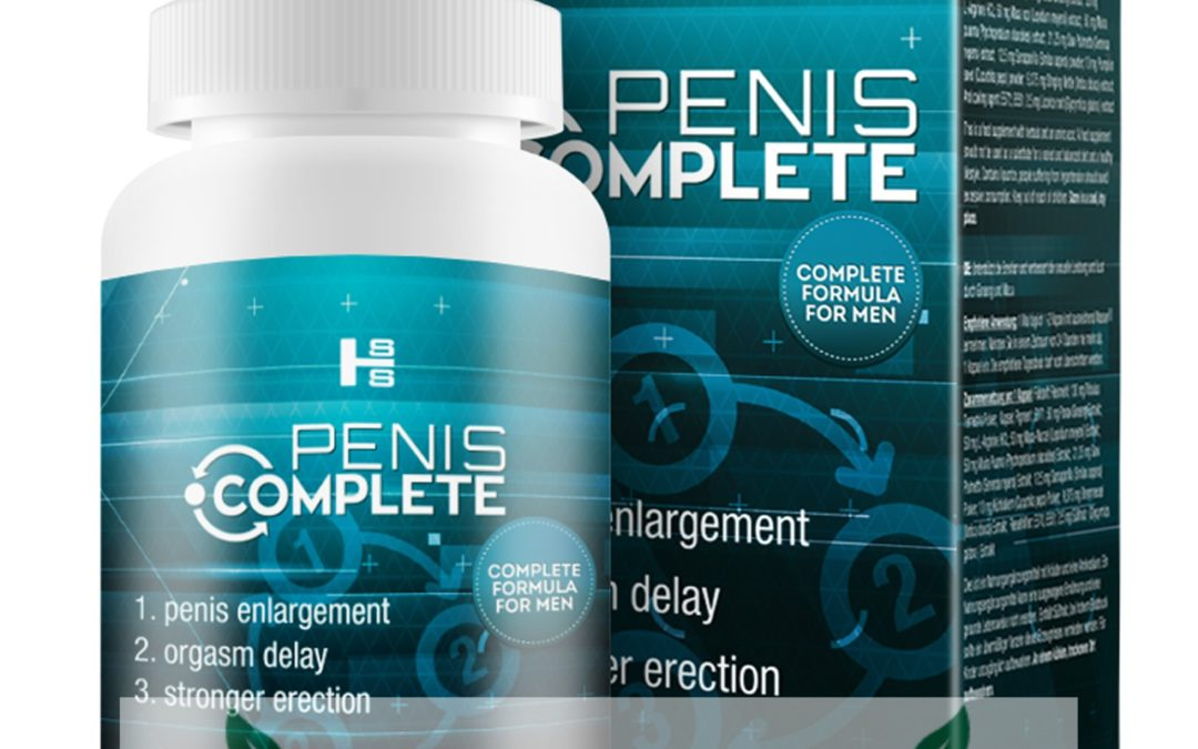 Penis Complete – tabletki na powiększanie penisa