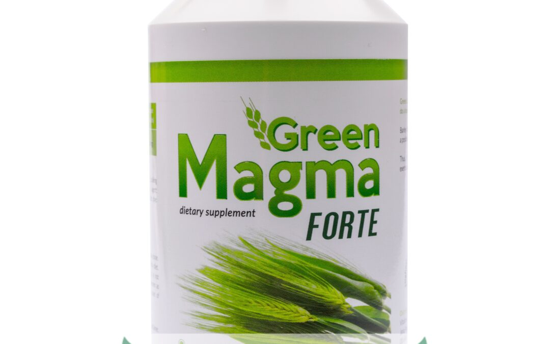 Green Magma Forte – tabletki na odchudzanie