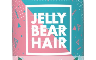 Jelly Bear Hair – żelki na włosy