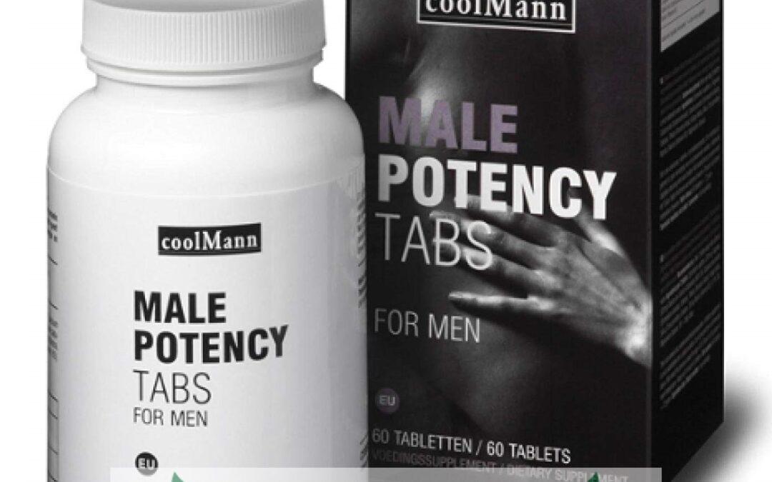 Male Potency – tabletki na erekcje