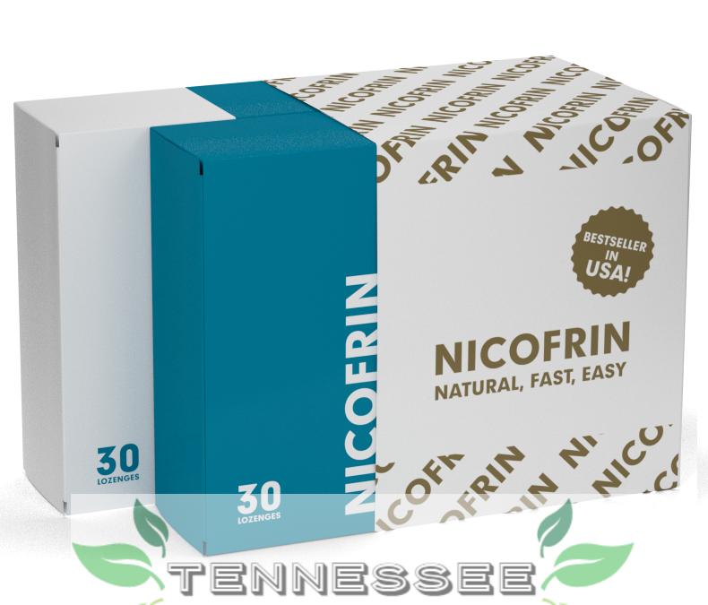 Nicofrin – tabletki na rzucenie palenia