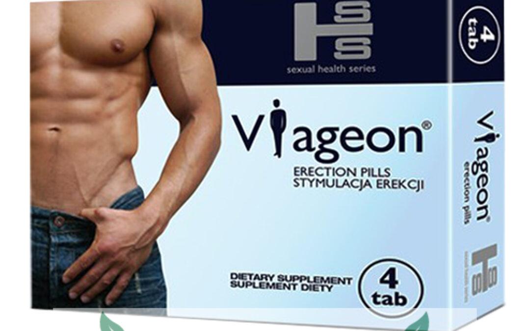 Viageon – tabletki na erekcje