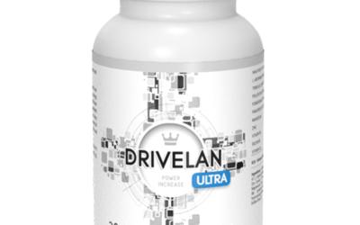Drivelan Ultra – tabletki na potencje