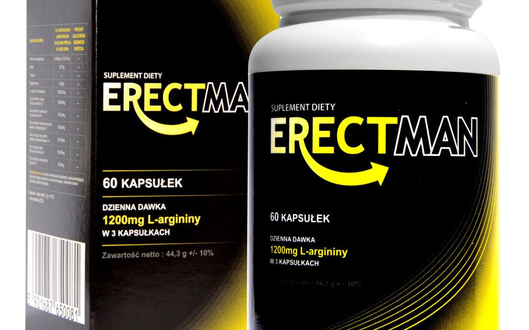 ErectMan – tabletki na erekcje