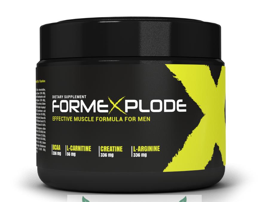FormeXplode – odzywka na przyrost masy miesniowej
